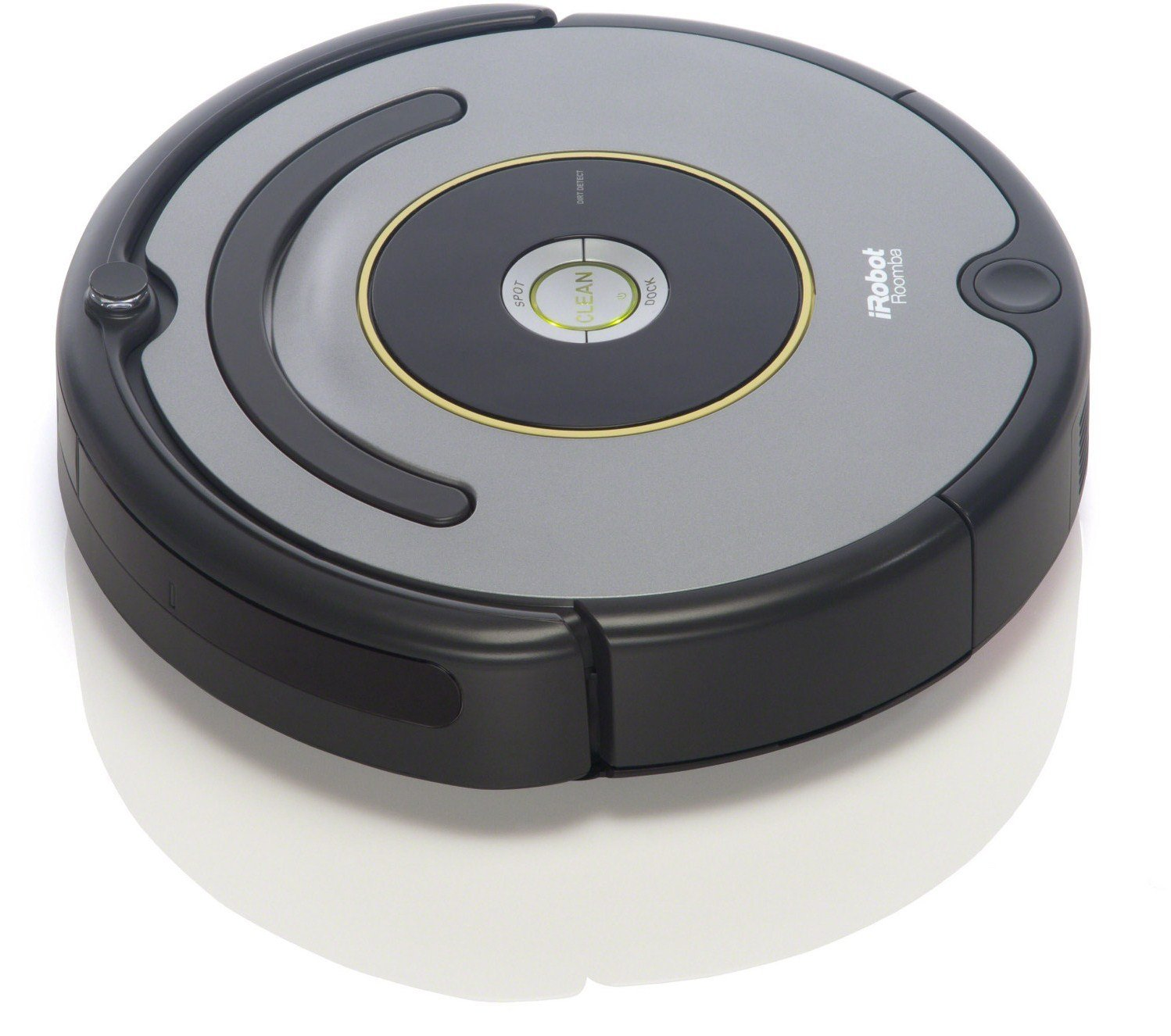 testbericht irobot roomba 630 631 roboter test portal. Black Bedroom Furniture Sets. Home Design Ideas