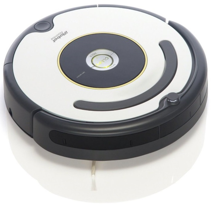 irobot roomba 620 staubsauger roboter roboter test portal. Black Bedroom Furniture Sets. Home Design Ideas