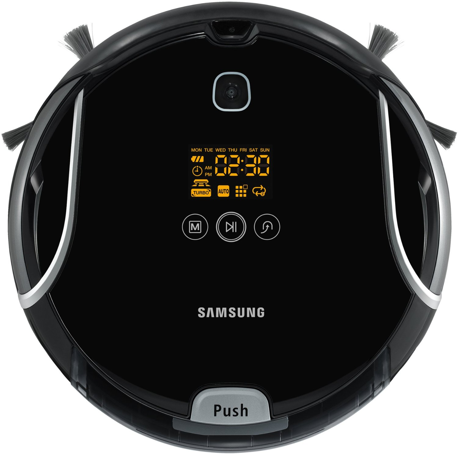 staubsauger roboter testbericht samsung navibot sr8980. Black Bedroom Furniture Sets. Home Design Ideas