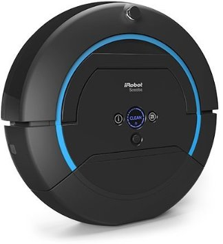 irobot scooba 450 testbericht roboter test portal. Black Bedroom Furniture Sets. Home Design Ideas