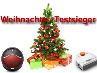 weihnachts testsieger roboter test portal. Black Bedroom Furniture Sets. Home Design Ideas